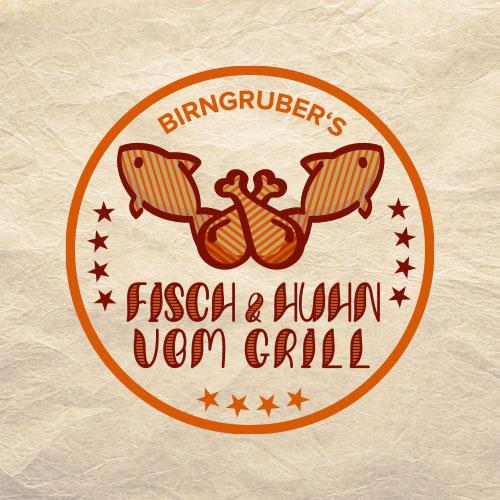dsignery Bringruber's Fisch & Huhn vom Grill