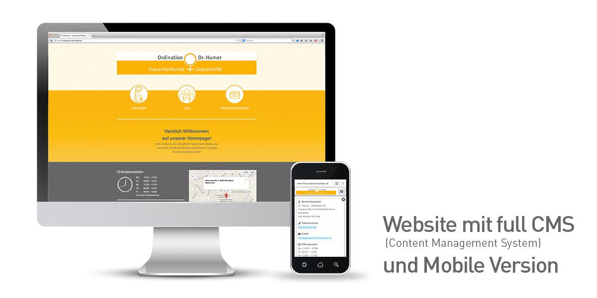 Humer_Website