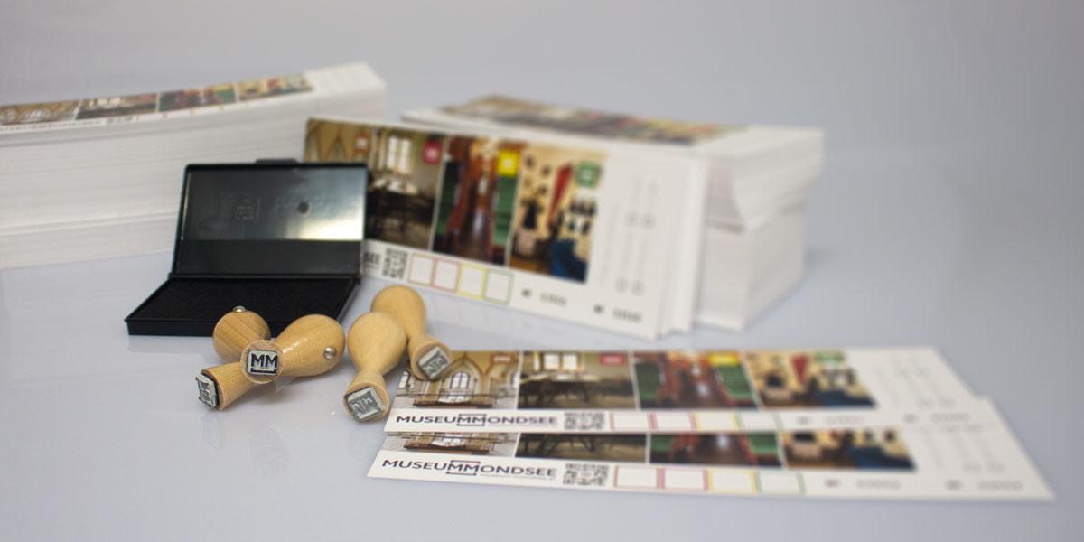 dsignery_Kunde_MuseumMondsee_Eintrittskarte_Stempel