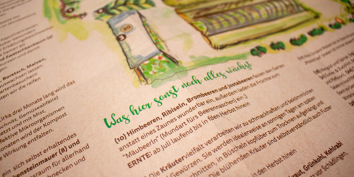 dsignery Gemeinschaftsgarten Mondsee Folder