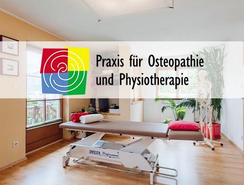 Osteopathie Physiotherapie Mondsee