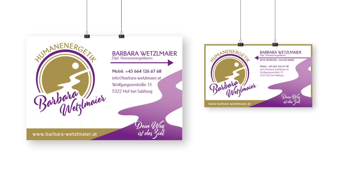 Barbara Wetzlmaier Schilder