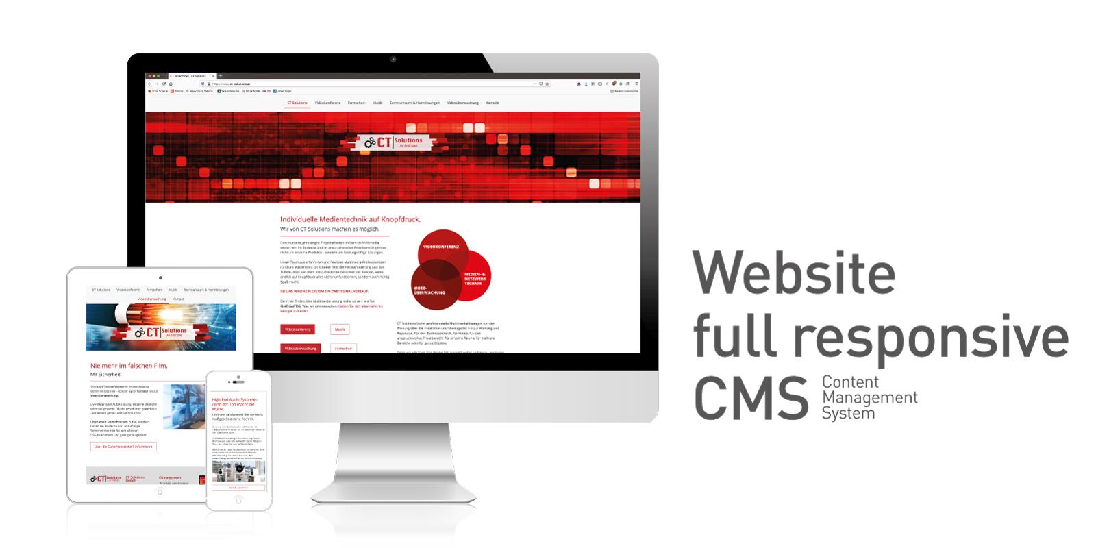CT Solutions GmbH Technik