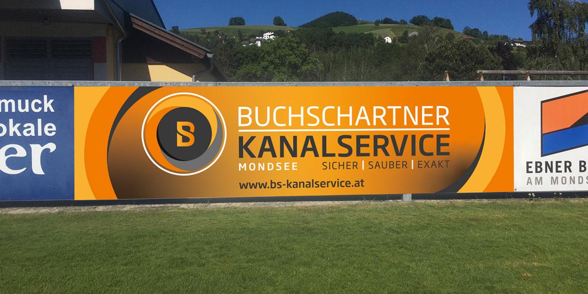 Anzeigen Buchschartner Kanalservice
